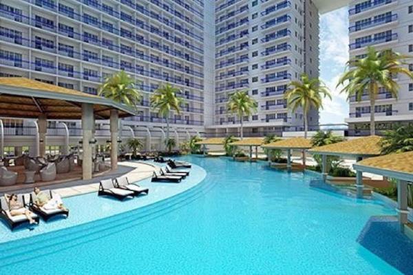 1 Bedroom Condominium Unit @ Shell Residences Manila