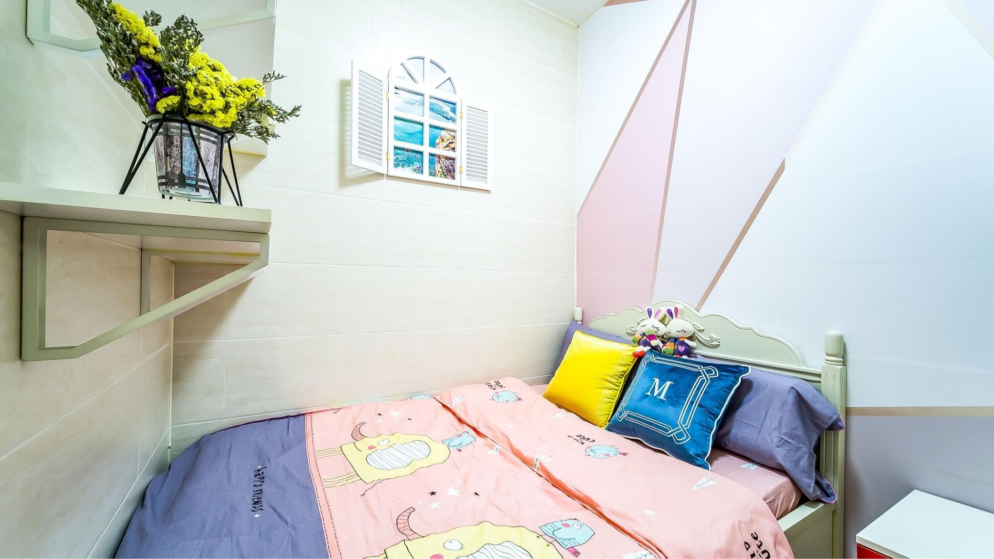 WM Yau Ma Tei Cozy Room For 2