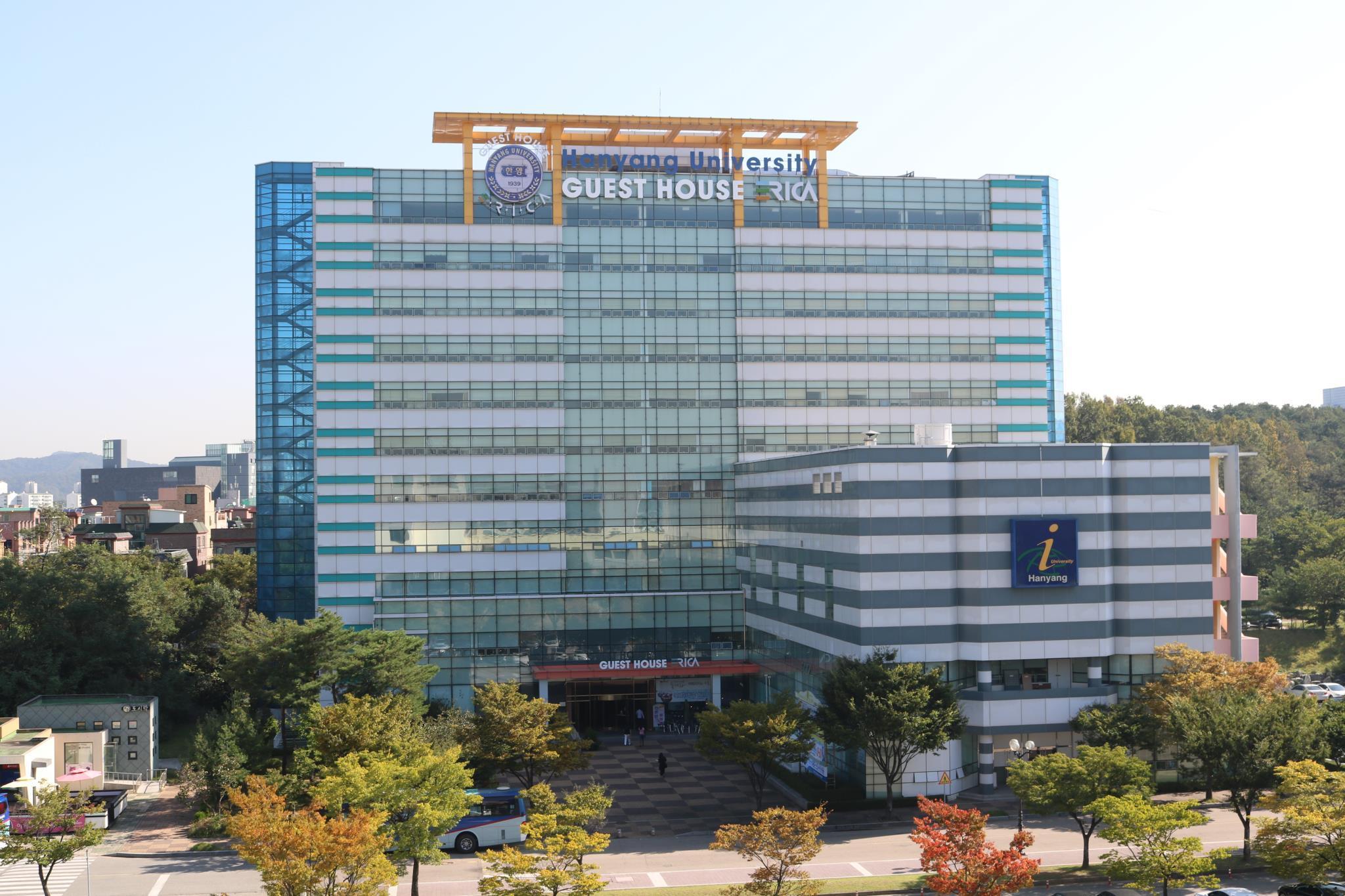 Erica Guesthouse Hanyang University