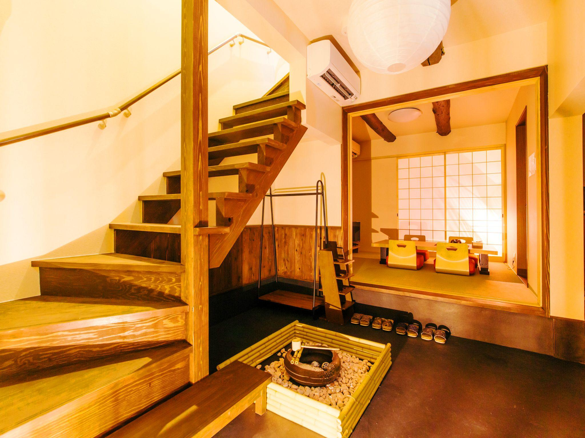 Villa Japaning Rokuhara