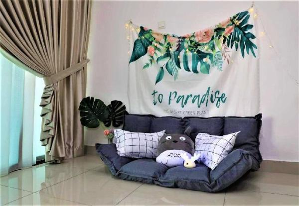 Palazio, Mount Austin JB 1-2 pax [IKEA,AEON]-Wifi Johor Bahru