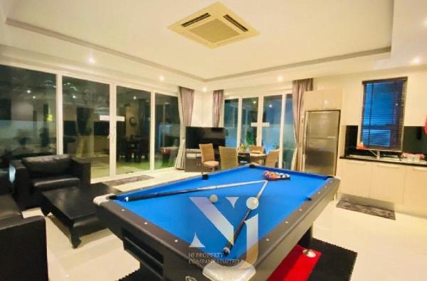 NJ Palm Oasis Pool Villa up to 6 PAX Pattaya