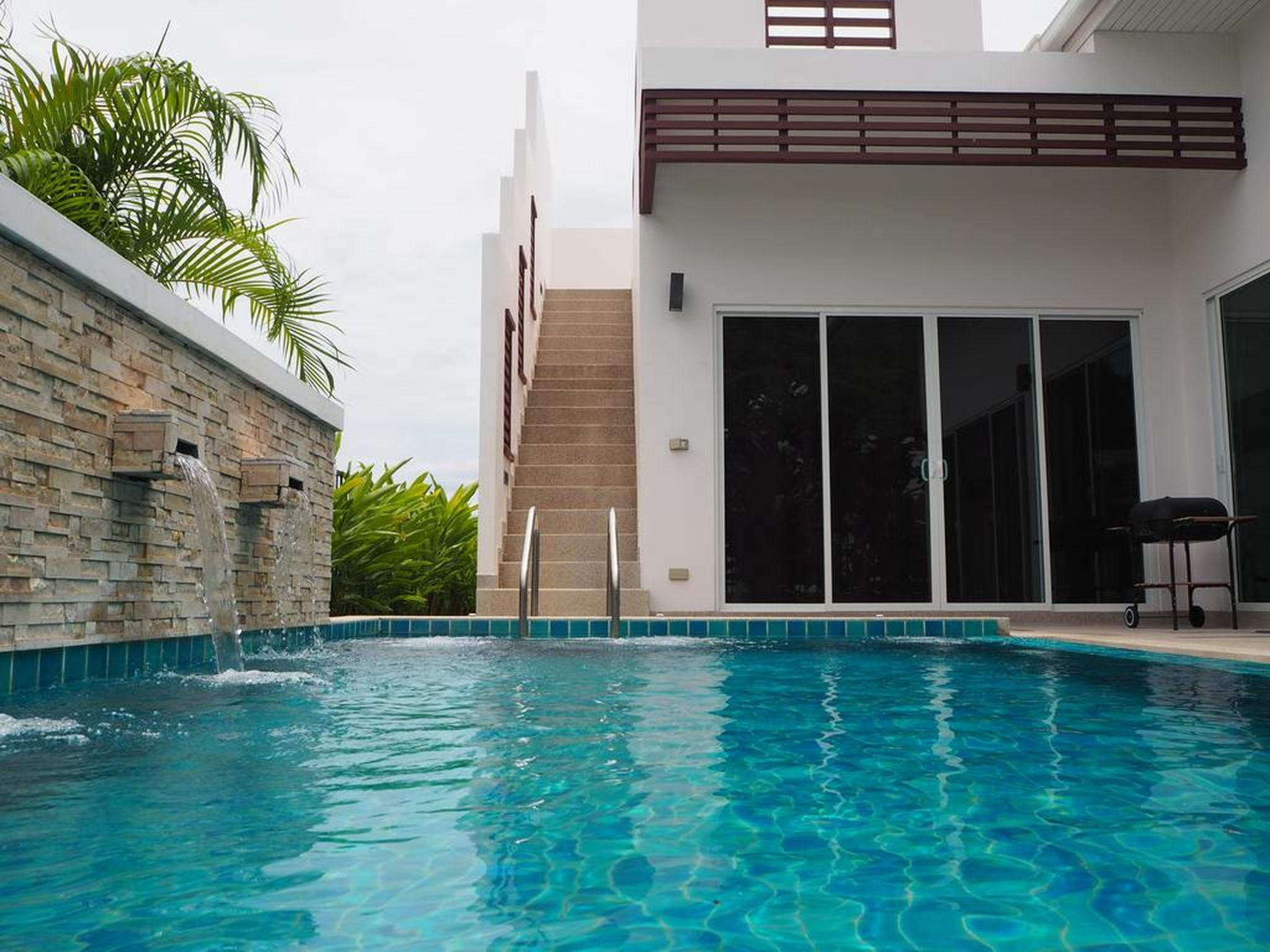 Qube Pool Villa
