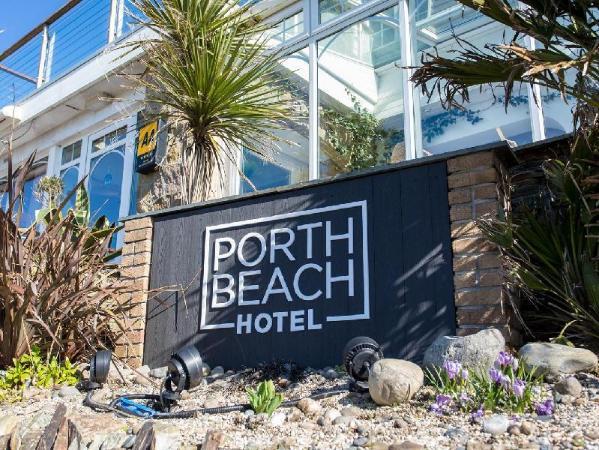 Porth Beach Hotel Newquay