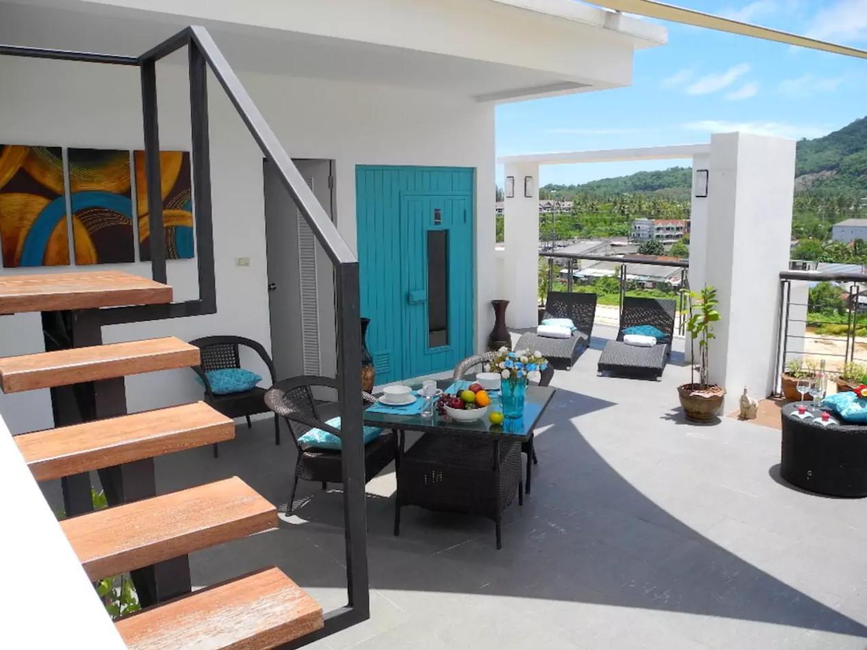 Wonderful Pool Apartment In Kamala