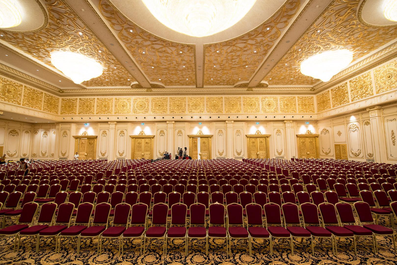 Myko Hotel & Convention Center Makassar