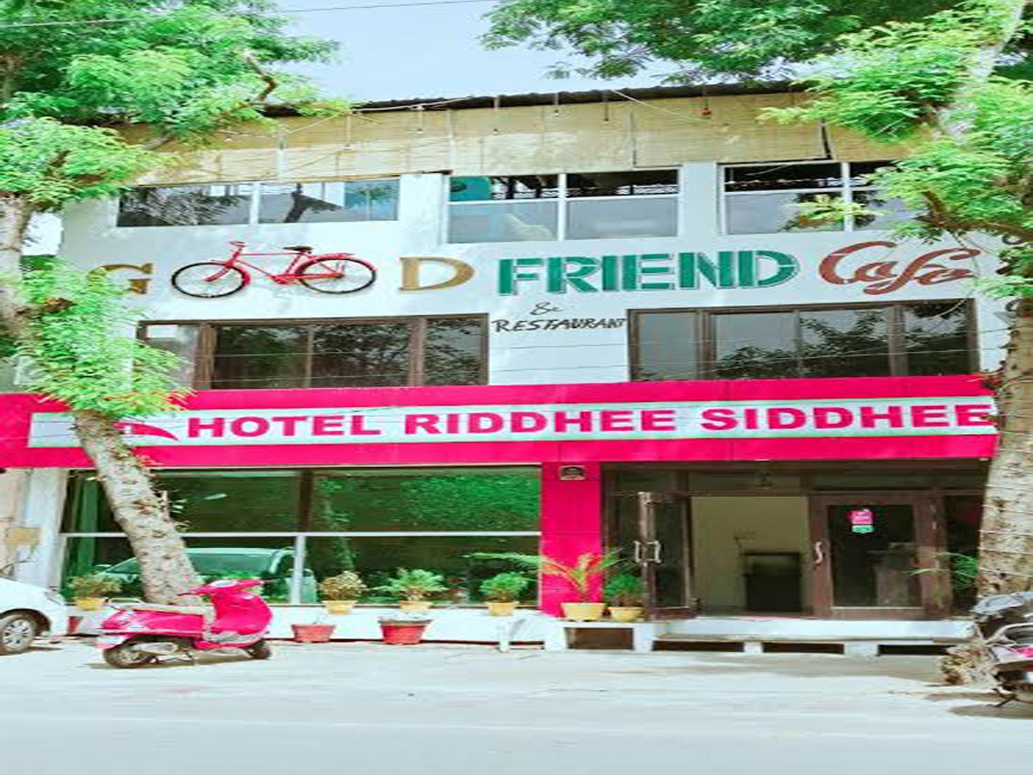 Hotel Riddhee Siddhee