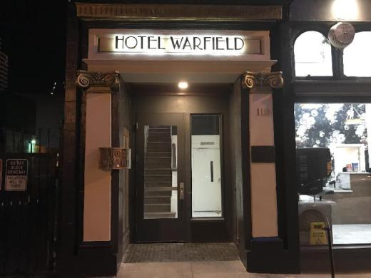 Warfield Hotel
