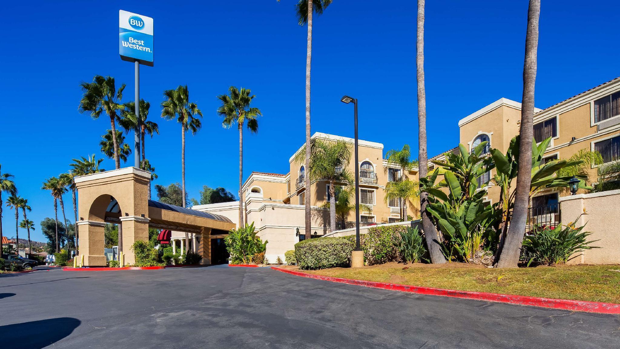 Best Western Escondido Hotel