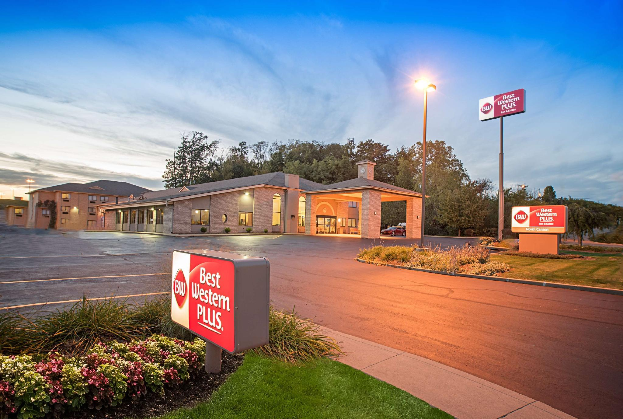 Best Western Plus North Canton Inn And Suites