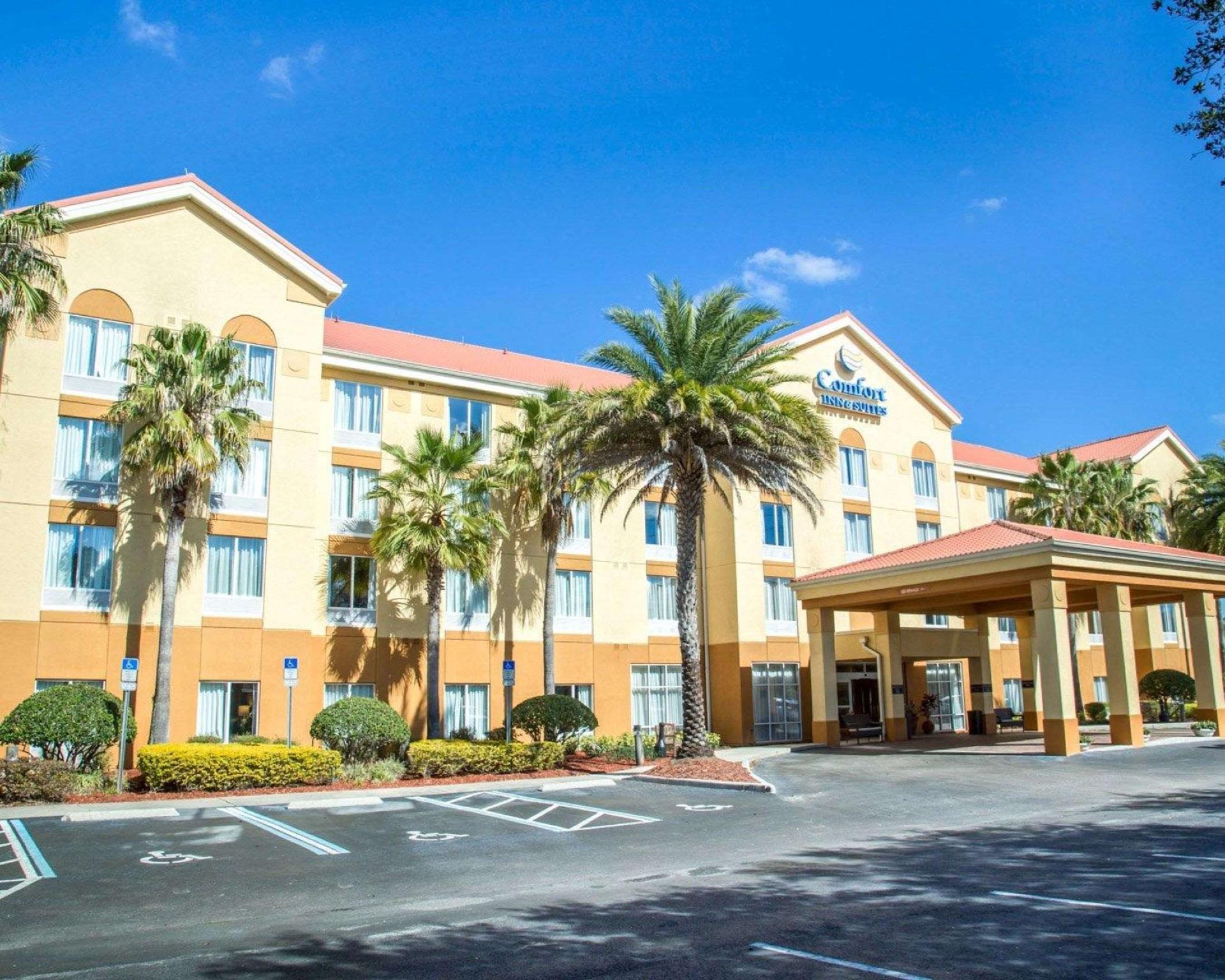 Comfort Inn And Suites Orlando North