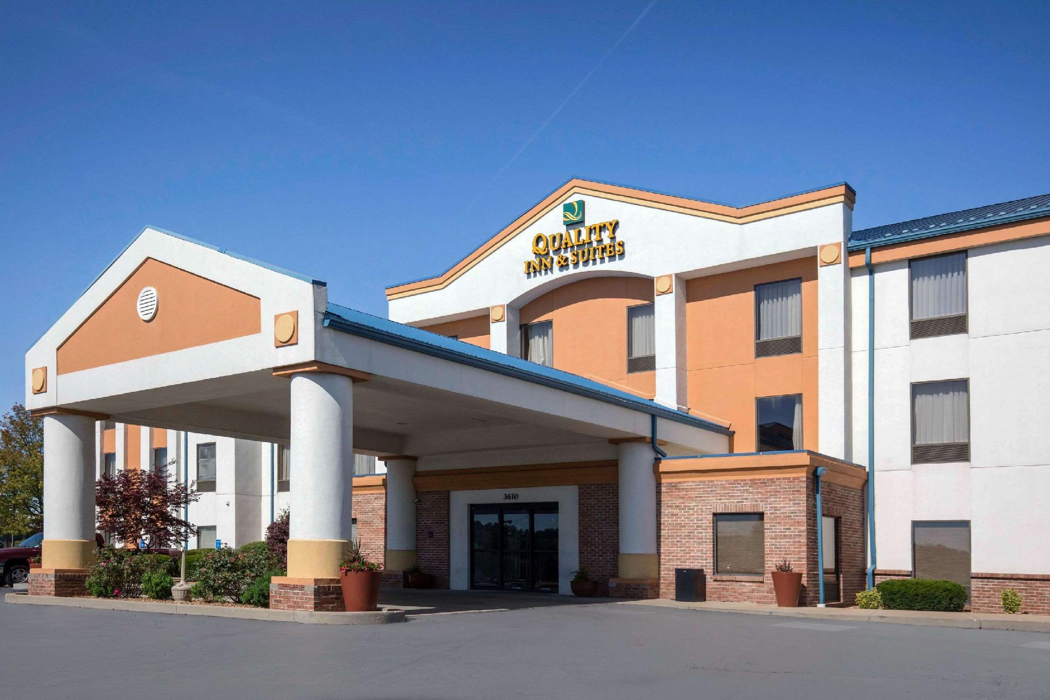 Quality Inn And Suites Arnold   St Louis