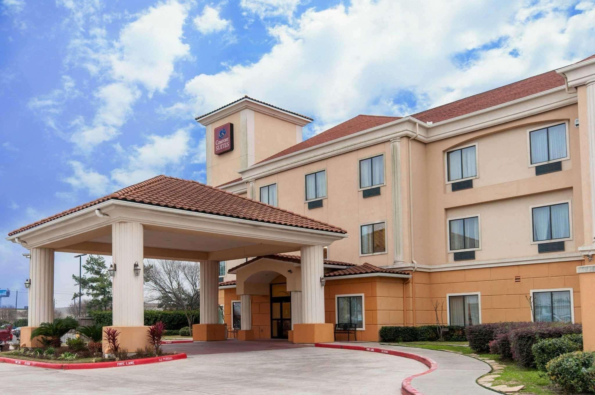 Comfort Suites Hobby Airport Hotel Houston