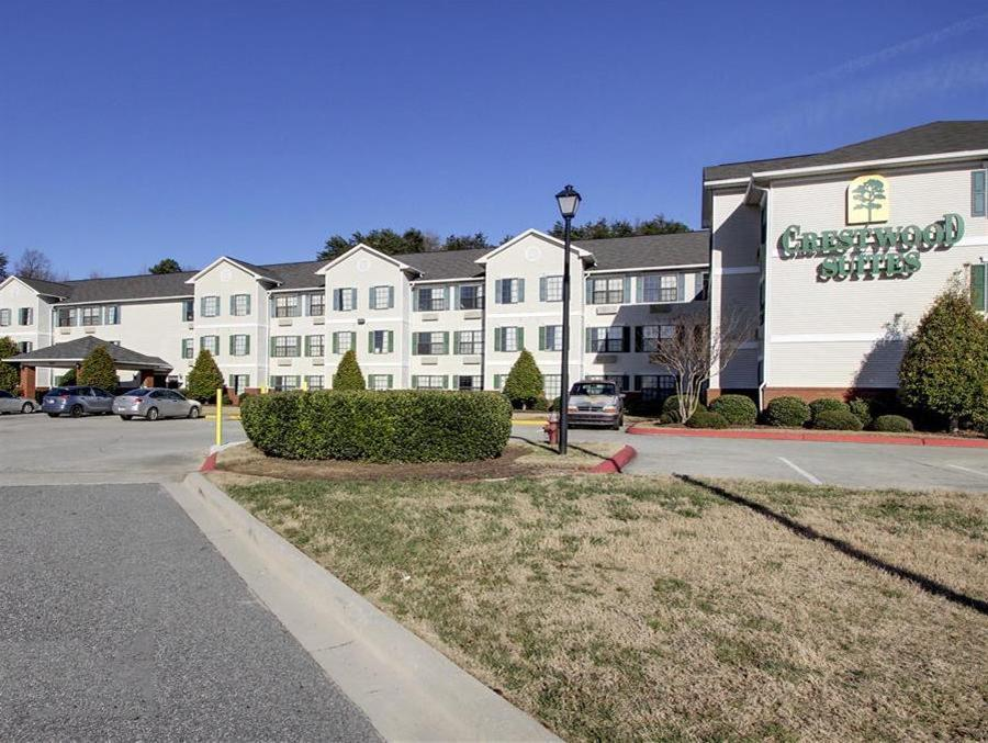 InTown Suites Extended Stay High Point NC