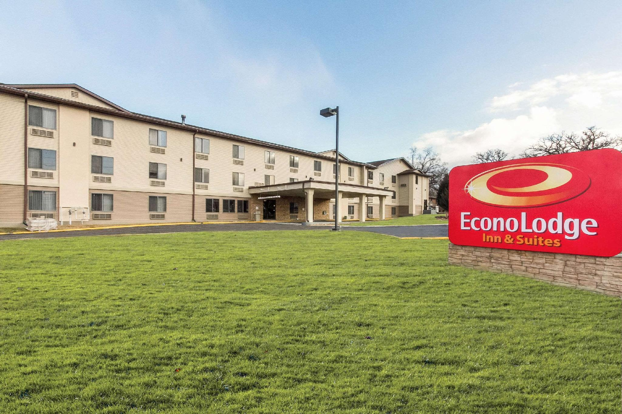Econo Lodge Inn And Suites Des Moines   Merle Hay Rd