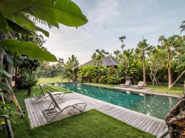 Villa Marika Sawah 7 Bedroom