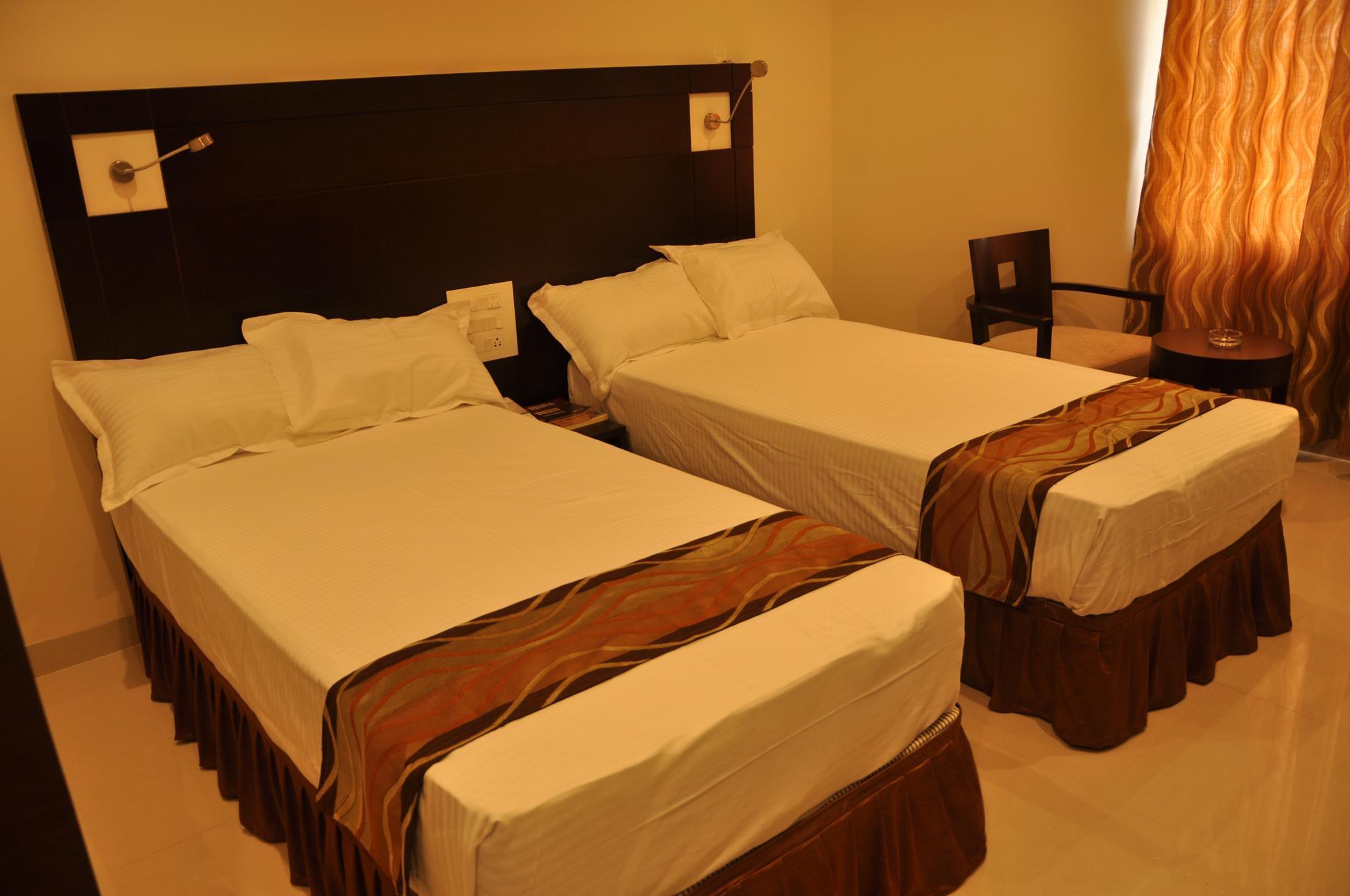Hotel Krishna Residency Reviews