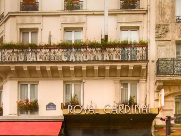 Hotel Au Royal Cardinal Paris