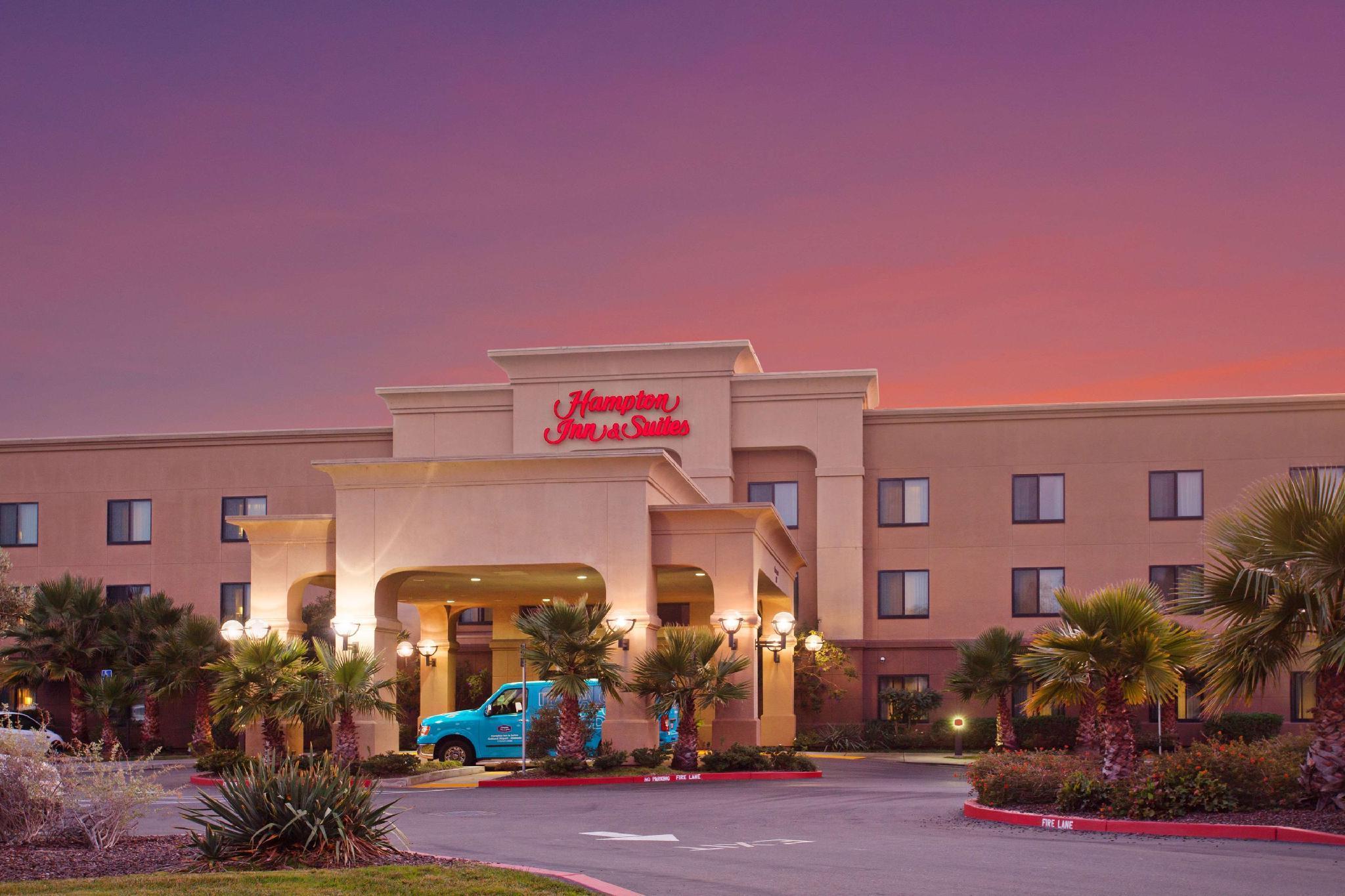 Hampton Inn Suites Oakland AirportAlameda