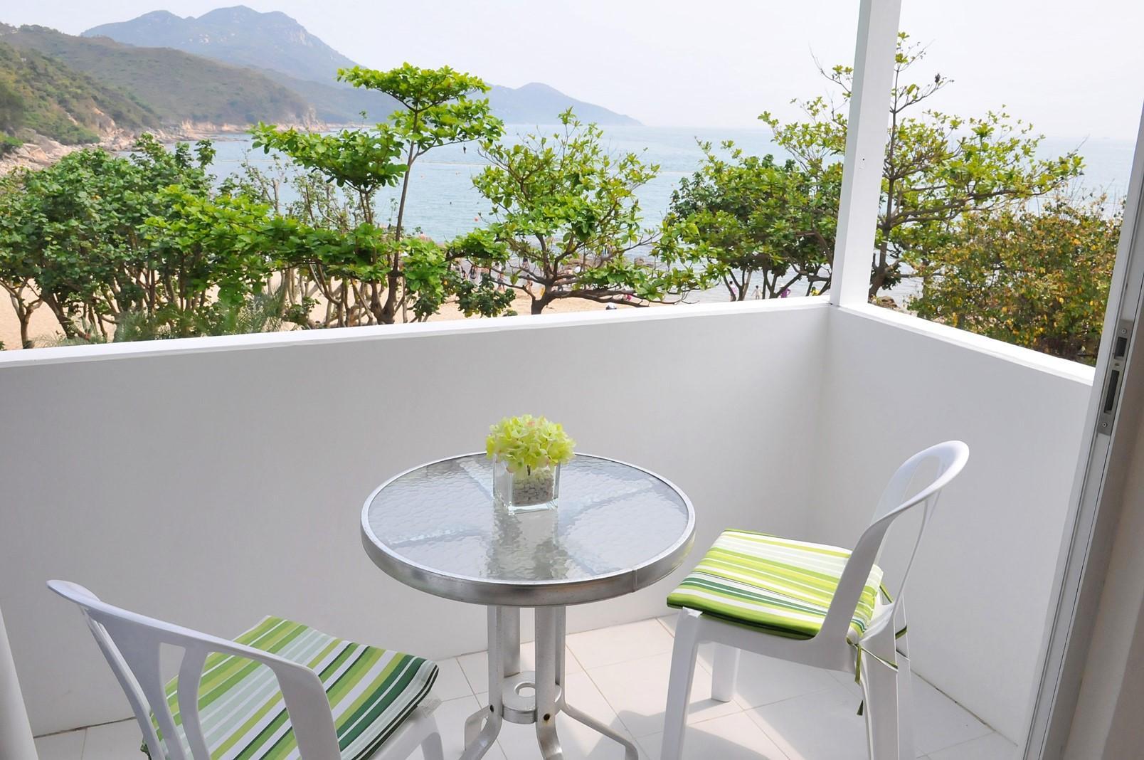 Bayshore Inn   Double Room With Open View Balcony P9