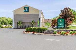 Quality Inn & Suites Evergreen Hotel Augusta (ME) Maine United States