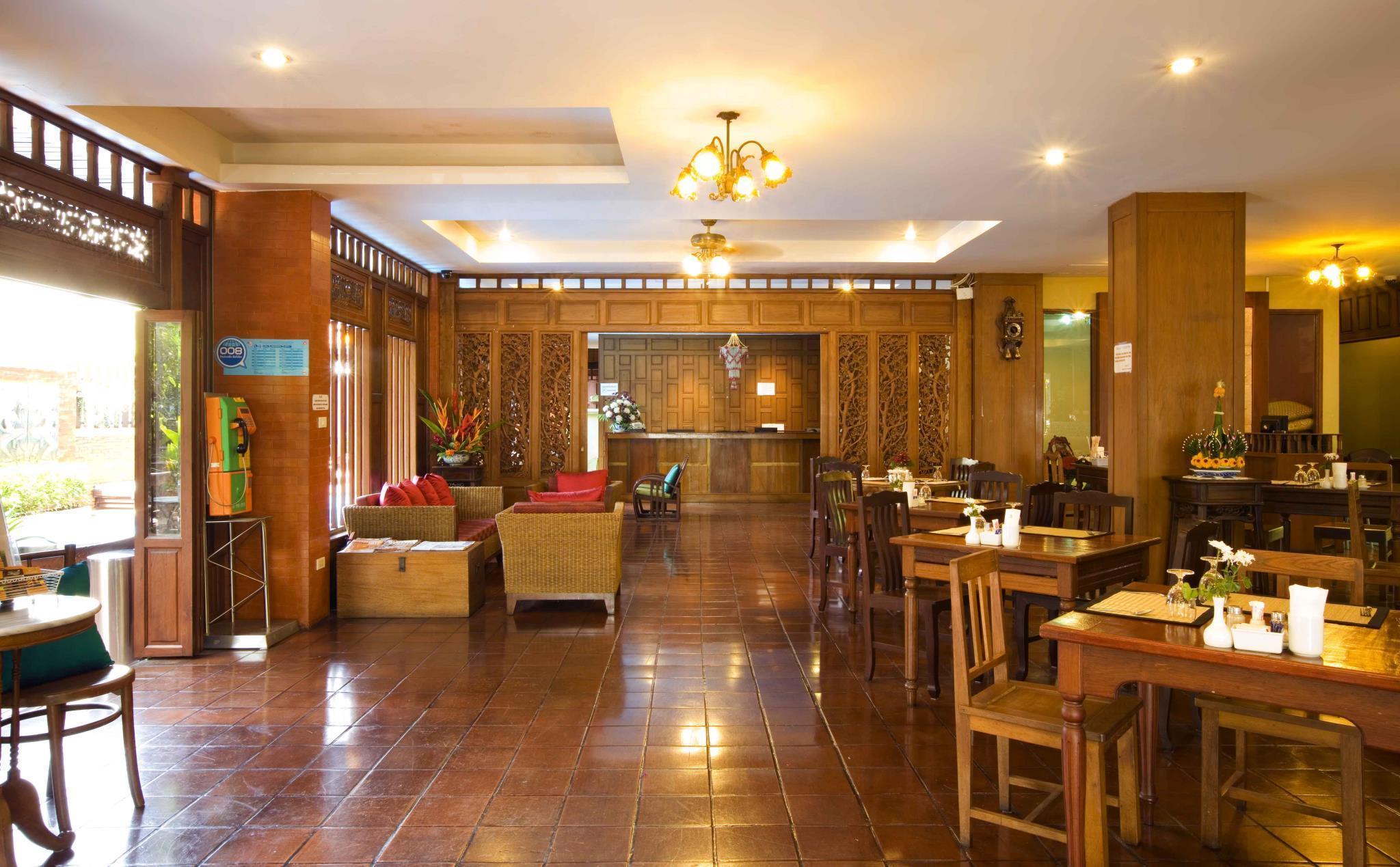Lamphu Tree House Boutique Hotel Lamphu Tree House Boutique Hotel