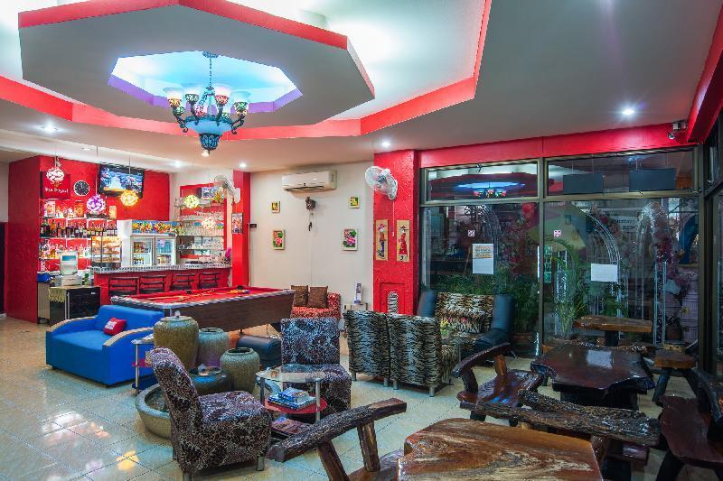 Pattaya Holiday Lodge.