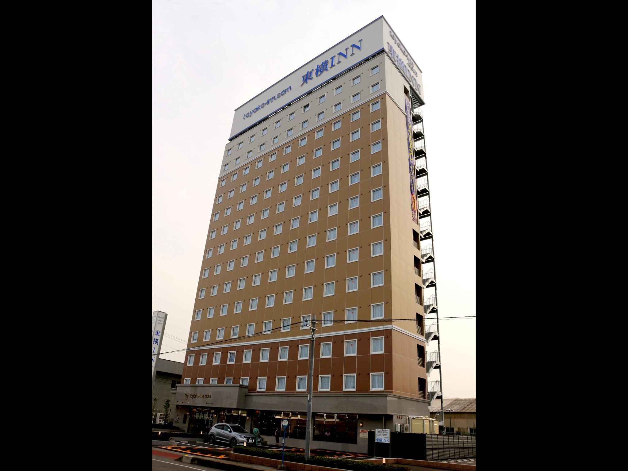 Toyoko Inn Gumma Isesaki Ekimae