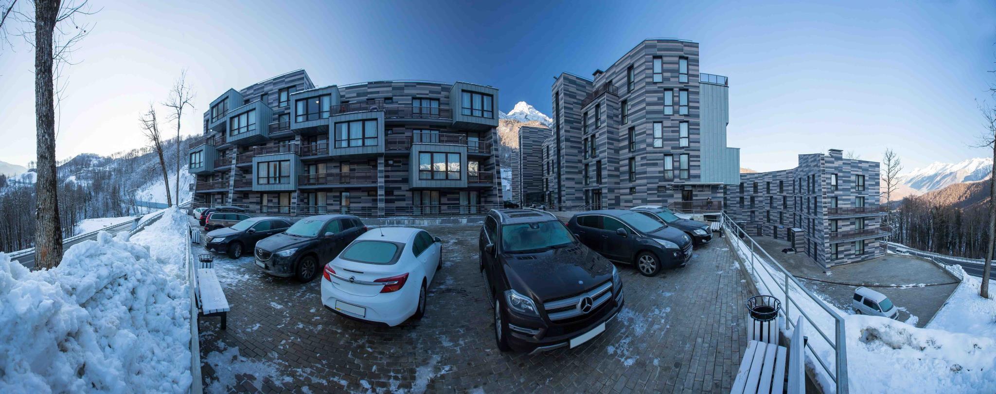 Skypark Apartments & Villas