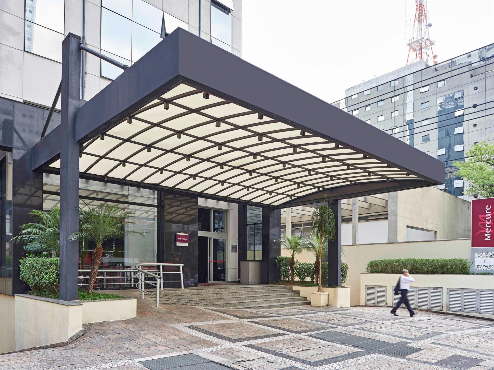 Mercure Sao Paulo Paulista Hotel