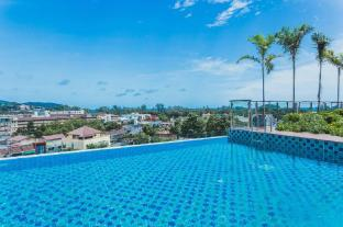 Apartment on the 8th floor of Ozone Condotel - Phuket
