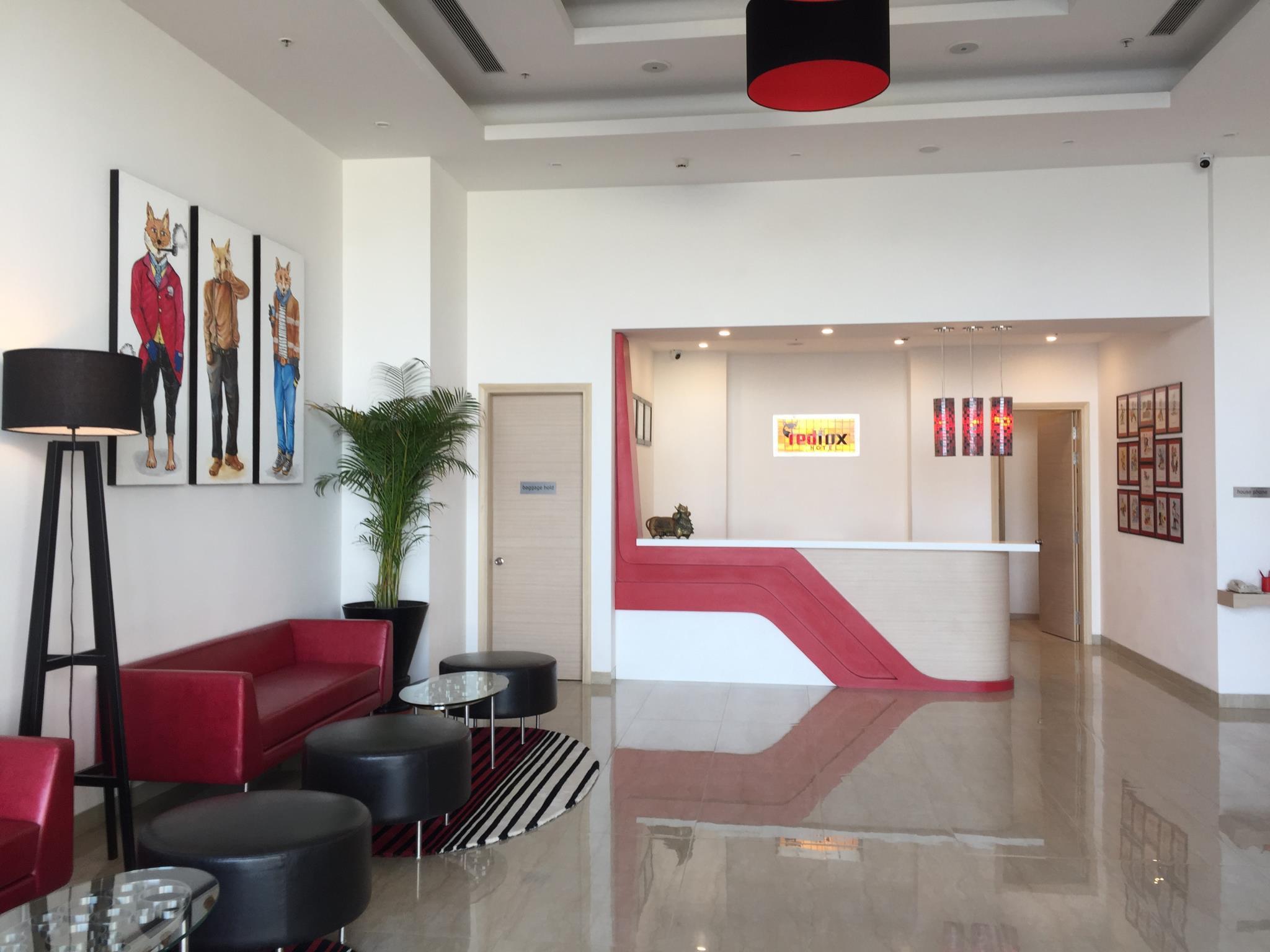 Red Fox Hotel Sector 60 Gurugram