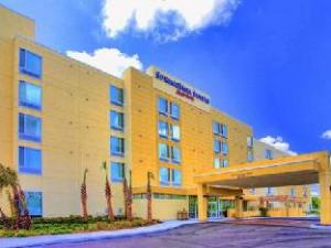 坦帕棕榈/北坦帕春季山丘套房酒店 (SpringHill Suites Tampa North/Tampa Palms)