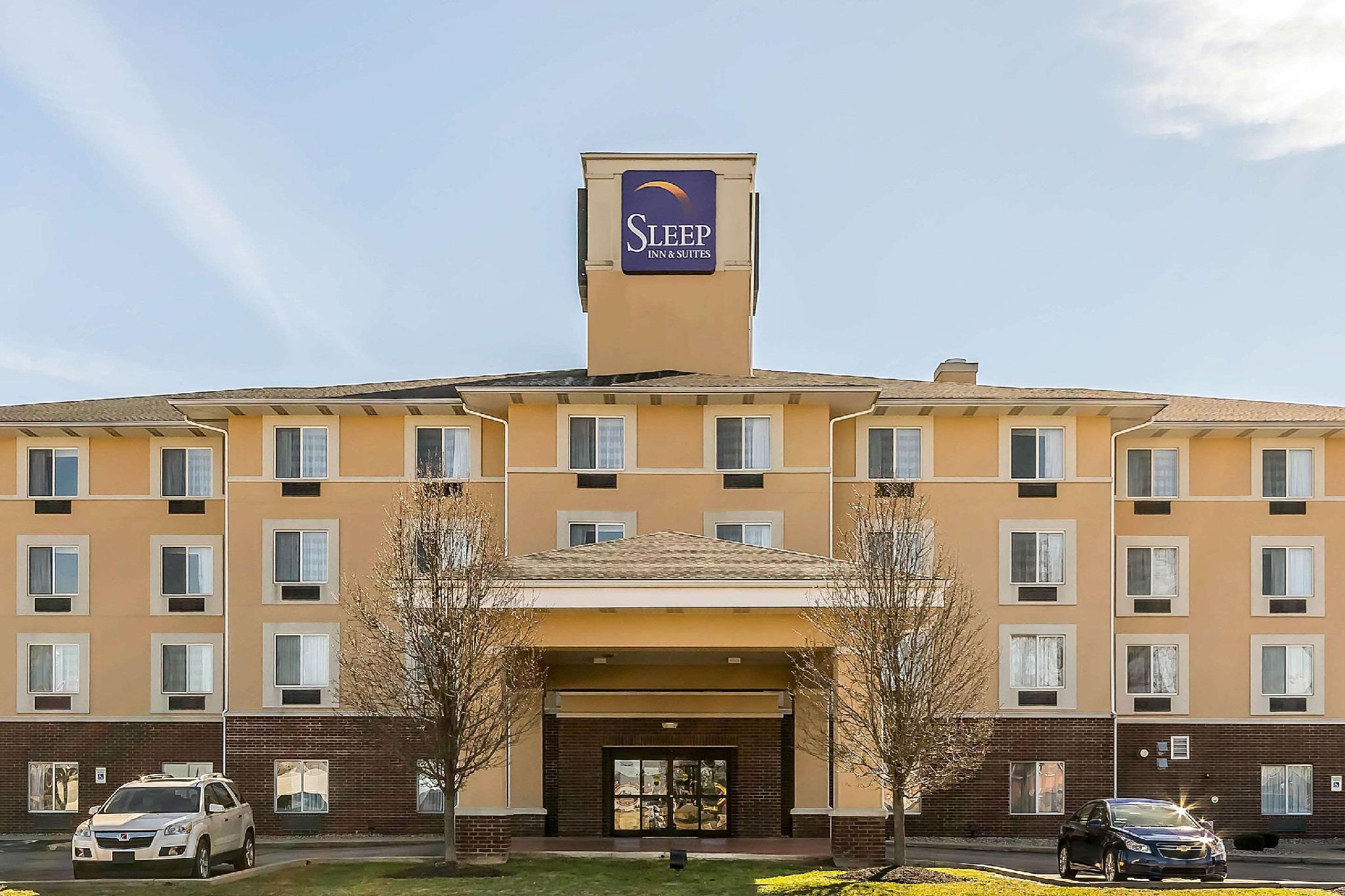 Sleep Inn And Suites Shepherdsville Louisville South