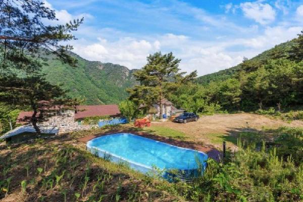 Youngwal cloud garden Yeongwol-gun