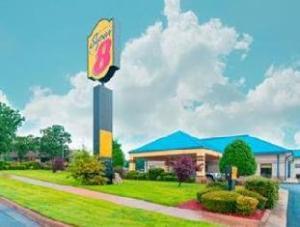 Super 8 North Little Rock McCain Hotel