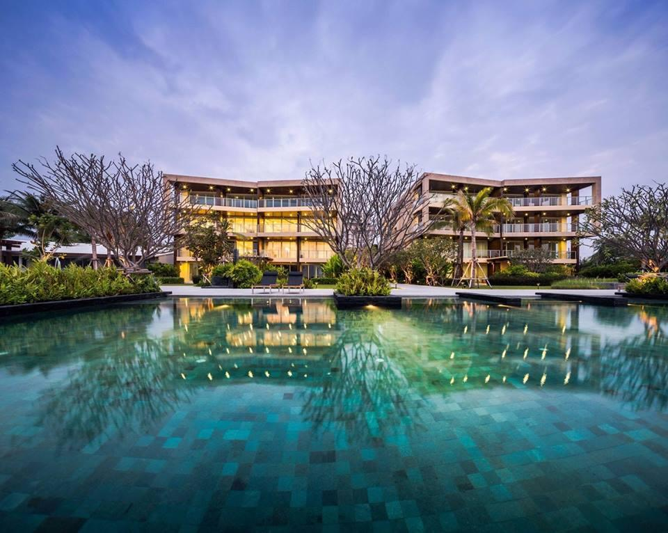 Baan Thew Talay Aquamarine Pool Access Room 53