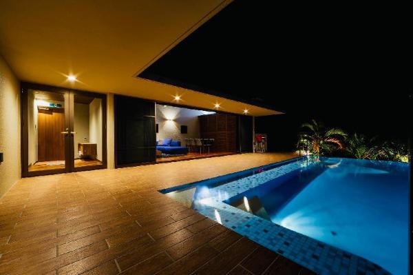 relax kouri villa Rekrrr Okinawa Main island