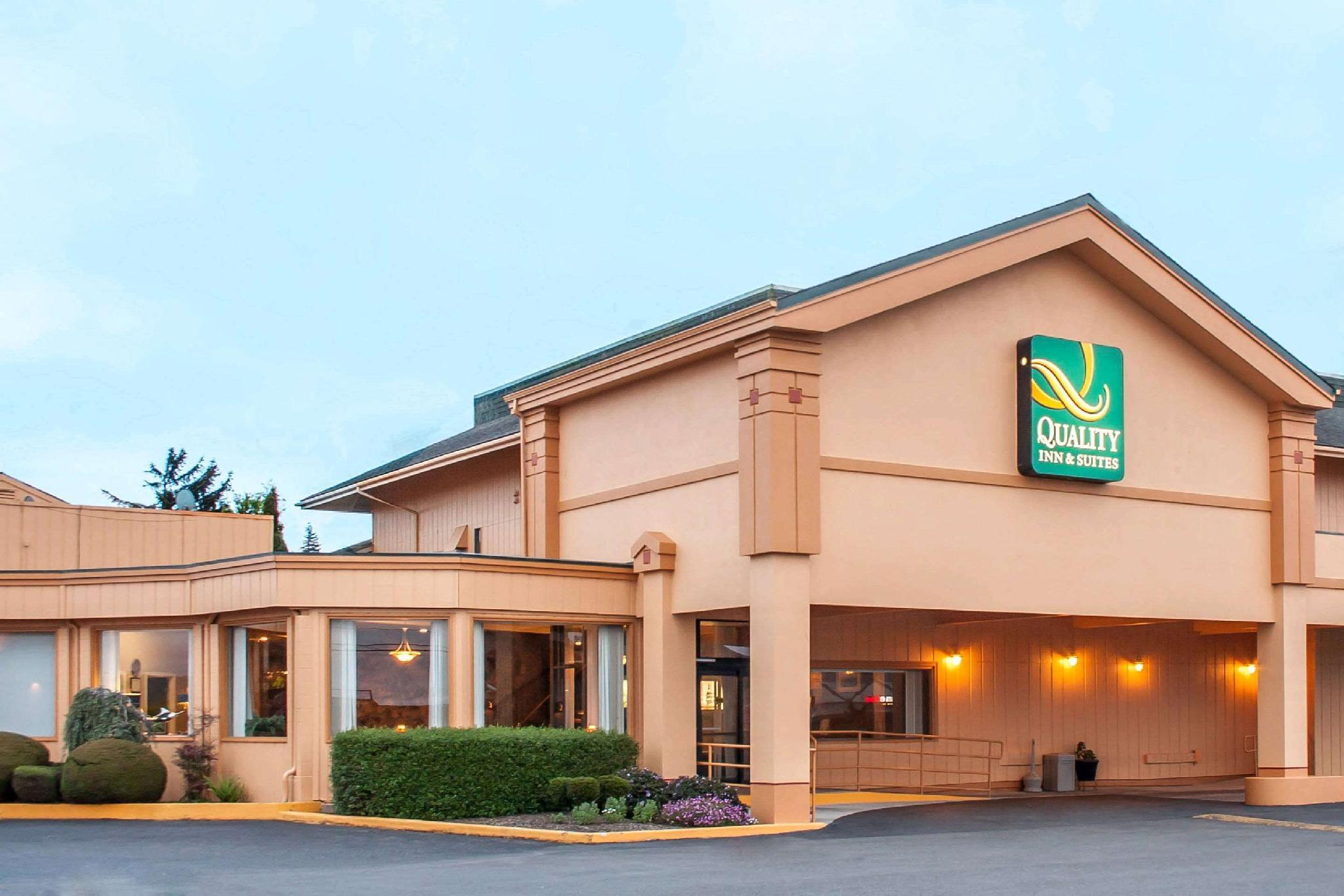 Quality Inn And Suites At Coos Bay