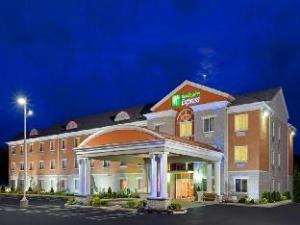 Om Holiday Inn Express Hotel & Suites 1000 Islands - Gananoque (Holiday Inn Express Hotel & Suites 1000 Islands - Gananoque)