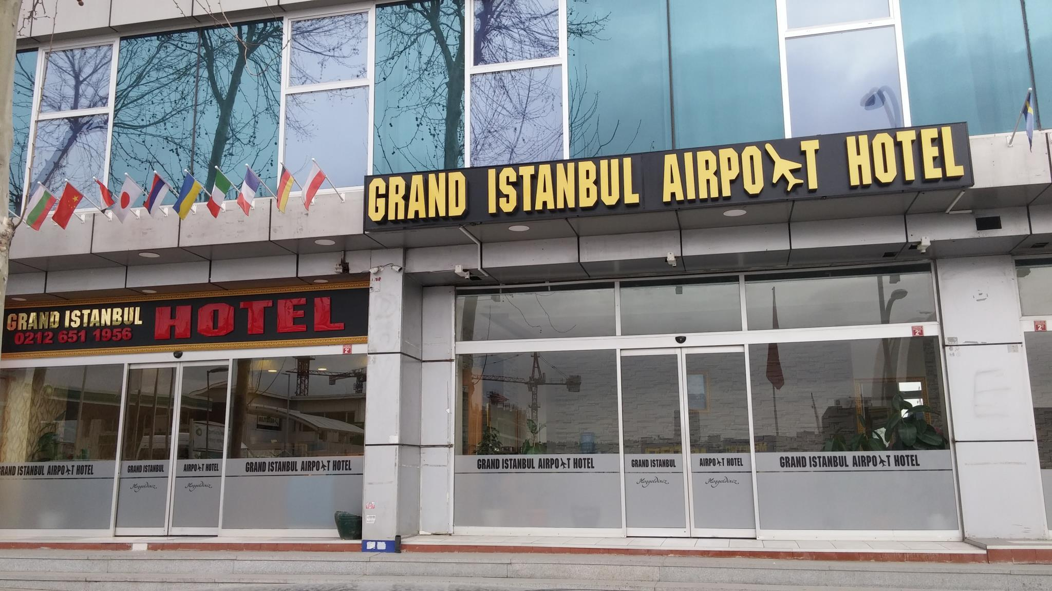 Hotel Grand Istanbul Airport