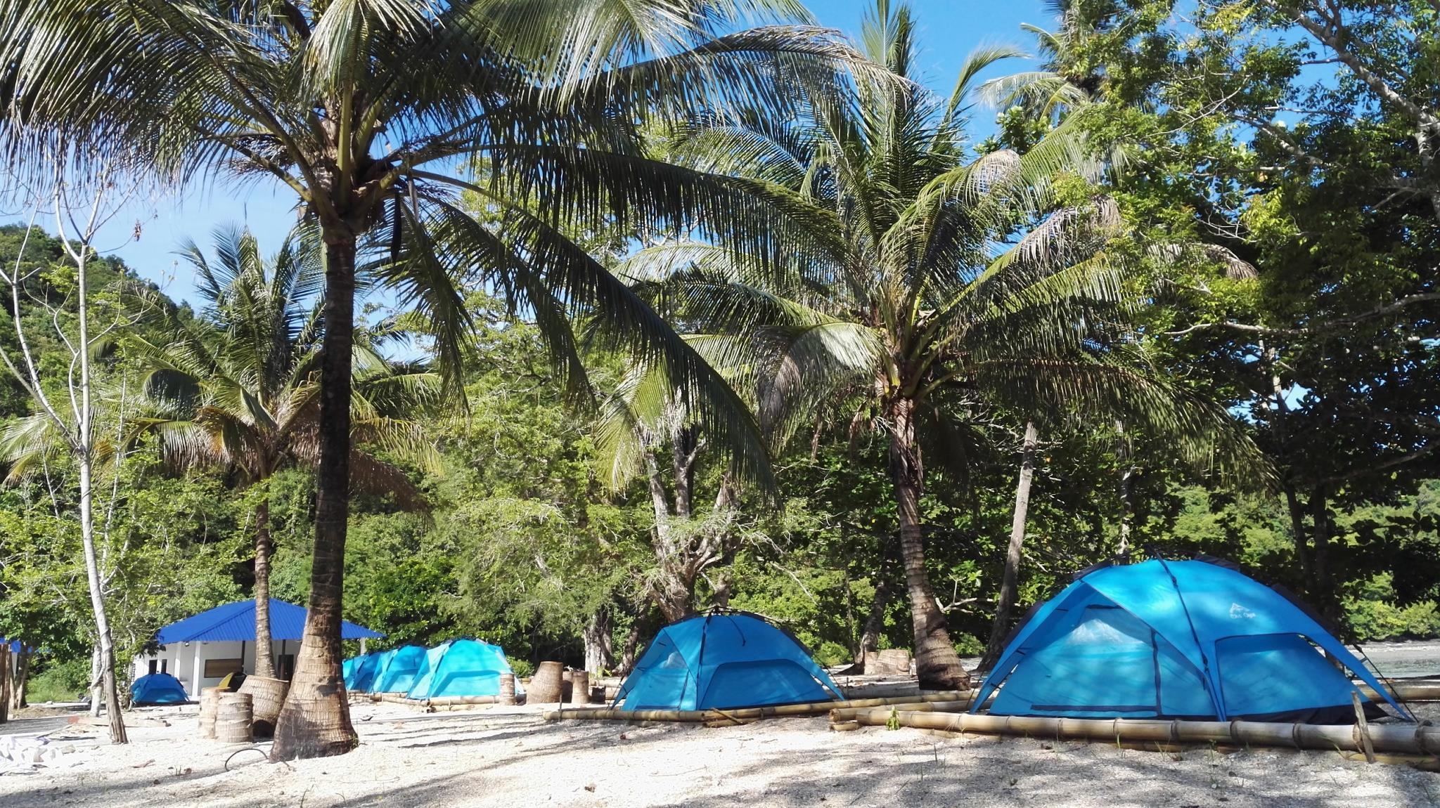 Tropical Eco Camping 5