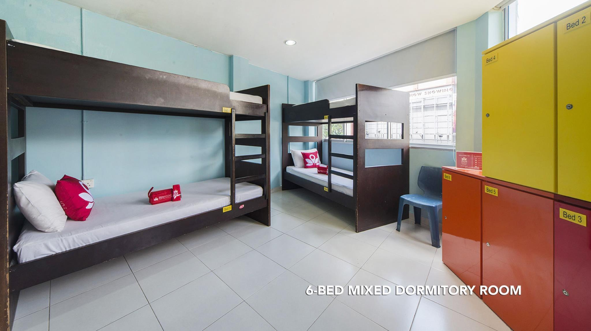 ZEN Hostel Selegie