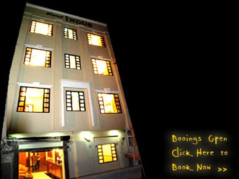 Review Hotel Indus