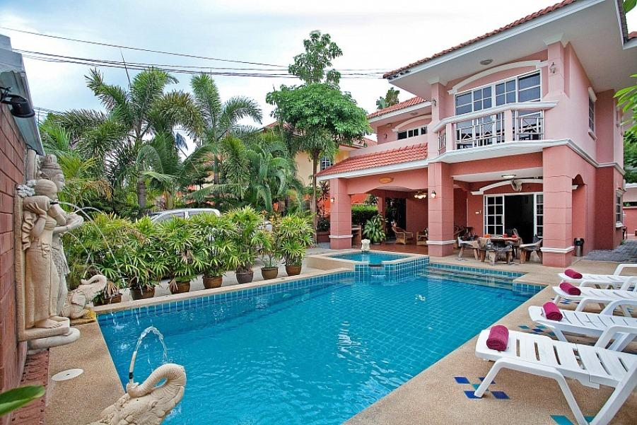 Villa Baan Duan Chai 5Bed PoolVilla In Pattaya