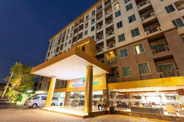 Airport Greenery Hotel & Serviced Apartment Chiang Mai