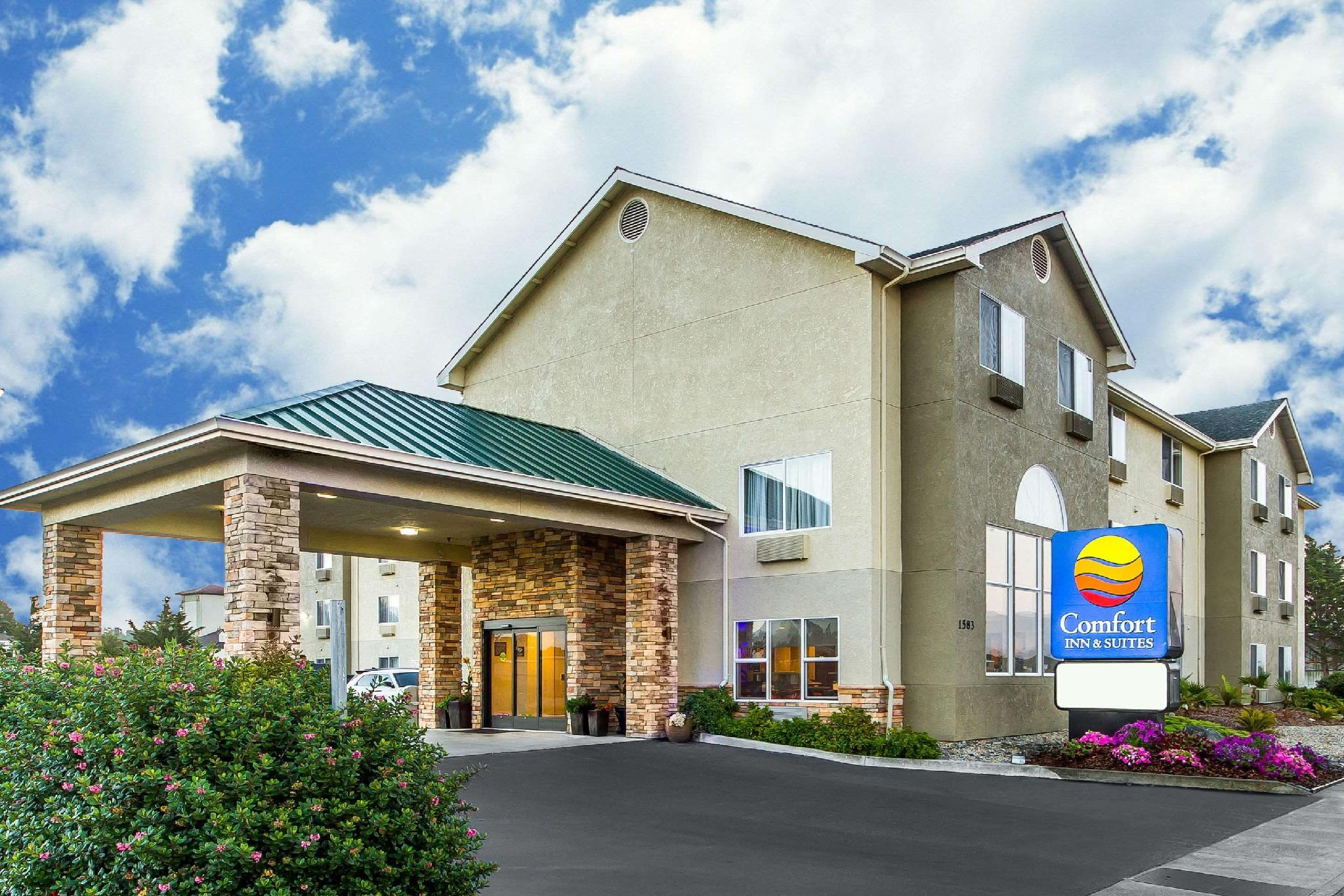 Comfort Inn And Suites Redwood Country