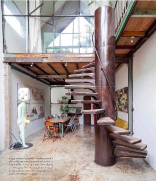 [チェンマイ空港]一軒家(85m2)| 1ベッドルーム/2バスルーム Hern's Studio - Artistic living house