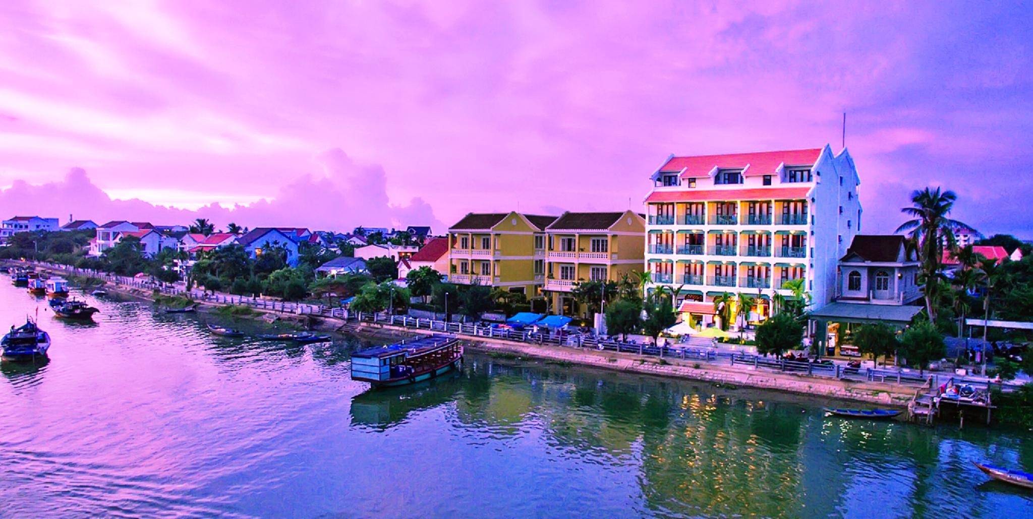 Lantana Riverside Hoi An Boutique Hotel And Spa
