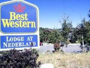 Best Western Lodge At Nederland Hotel